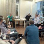 Автор метода Ключ Хасай Алиев с учениками