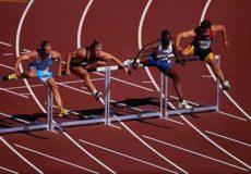 Стресс и спорт. Бег с препятствиями.