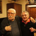 Армен Джигарханян и Хасай Алиев