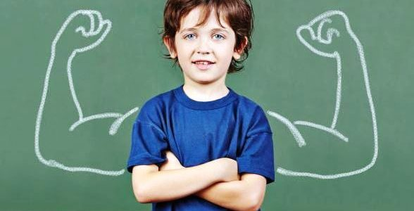 Метод Ключ - здоровый и сильный ребенок