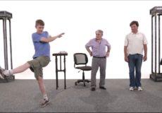 Мастер-класс Хасая Алиева. Базовый курс для индивидуального обучения методу Ключ.  Упражнения Синхрогимнастики
