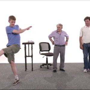 Мастер-класс Хасая Алиева - Упражнения Синхрогимнастики